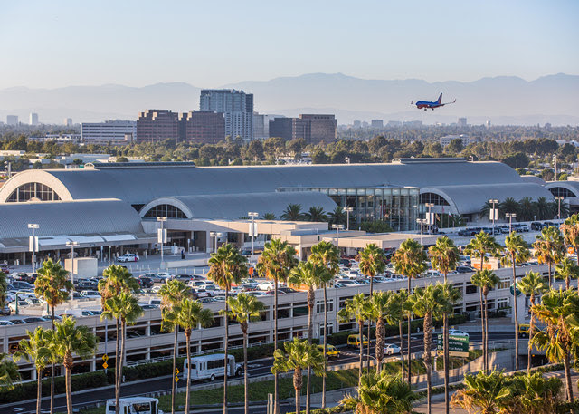 John Wayne Airport Once Again Ranked Among the Nation's Best